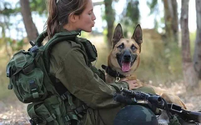 现代/以色列国防军女兵